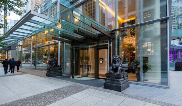 1111 Alberni Street #2703, Vancouver, BC V6E 4V2 (#R2316801) :: West One Real Estate Team