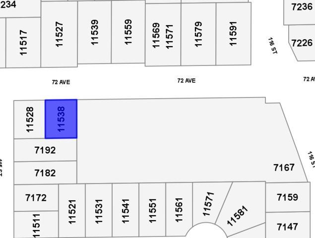 11538 72 Avenue, Delta, BC V4E 1Z1 (#R2316809) :: TeamW Realty