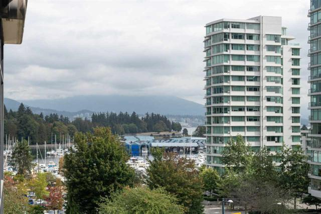 1863 Alberni Street #702, Vancouver, BC V6G 3H8 (#R2316813) :: West One Real Estate Team