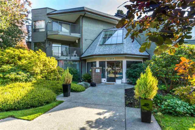 14950 Thrift Avenue #207, White Rock, BC V4P 3R6 (#R2316858) :: Vancouver Real Estate