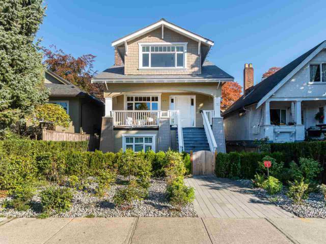 1322-24 Maple Street, Vancouver, BC V6J 3R9 (#R2316896) :: Vancouver Real Estate