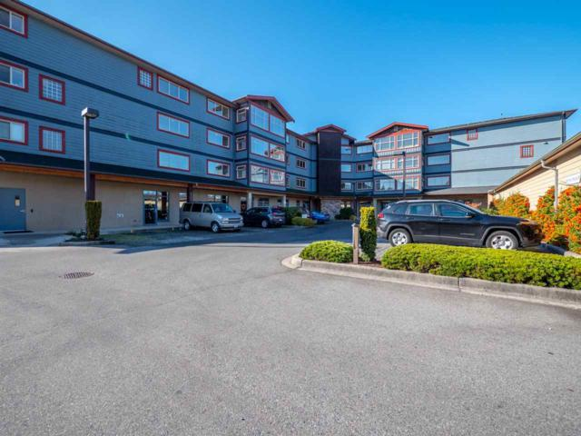 5631 Inlet Avenue #308, Sechelt, BC V0N 3A3 (#R2316938) :: RE/MAX City Realty