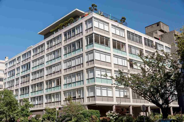 1975 Pendrell Street #205, Vancouver, BC V6G 1T6 (#R2316969) :: West One Real Estate Team