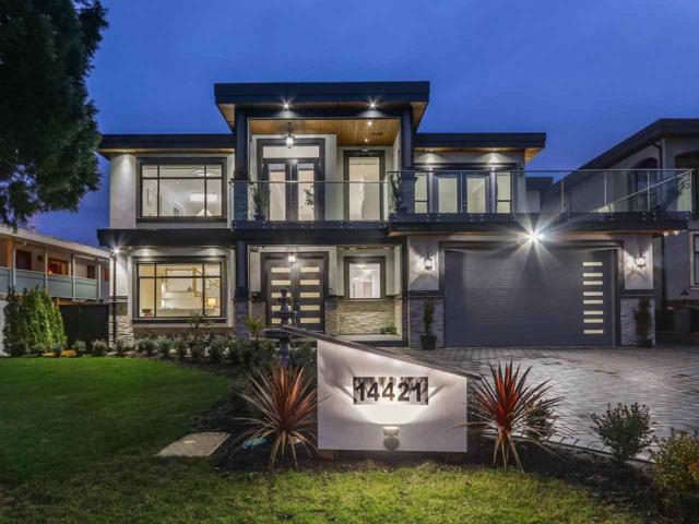 14421 Saturna Drive, White Rock, BC V4B 3B6 (#R2317083) :: Vancouver Real Estate