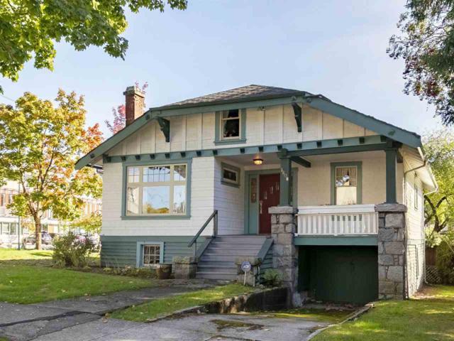 2608 W 11TH Avenue, Vancouver, BC V6K 2L6 (#R2317131) :: Vancouver Real Estate