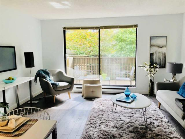2458 York Avenue #203, Vancouver, BC V6K 1E1 (#R2317137) :: Vancouver Real Estate