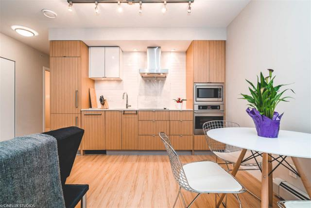 159 W 2ND Avenue #305, Vancouver, BC V5Y 0L8 (#R2317244) :: Vancouver Real Estate