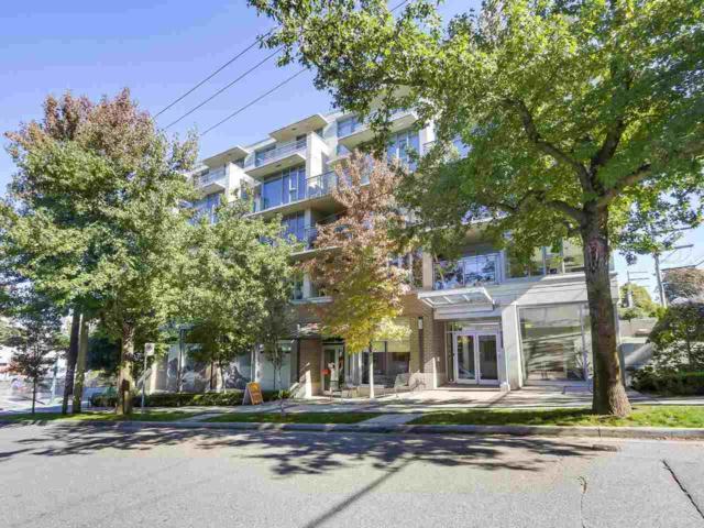2520 Manitoba Street #412, Vancouver, BC V5Y 3A6 (#R2317245) :: Vancouver Real Estate