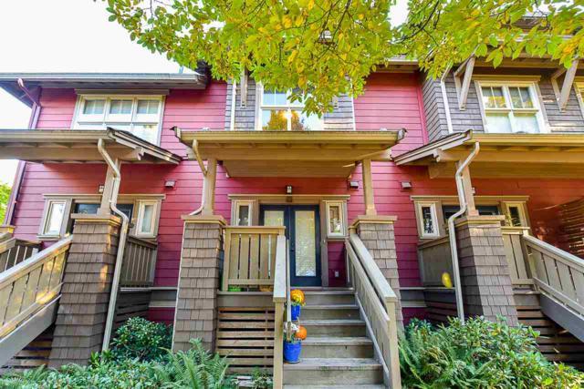 675 Park Crescent #112, New Westminster, BC V3L 5W4 (#R2317268) :: Vancouver Real Estate