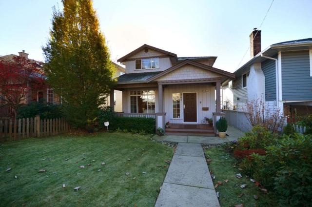 567 W 21ST Street, North Vancouver, BC V7M 1Z8 (#R2317337) :: Vancouver Real Estate