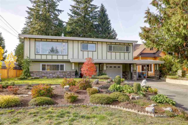 616 Porter Street, Coquitlam, BC V3J 5A7 (#R2317347) :: Vancouver Real Estate