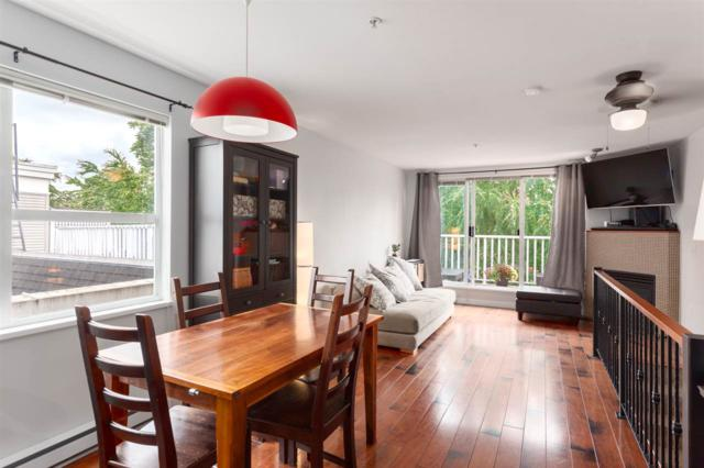 3150 W 4TH Avenue #317, Vancouver, BC V6K 1R7 (#R2317403) :: Vancouver Real Estate