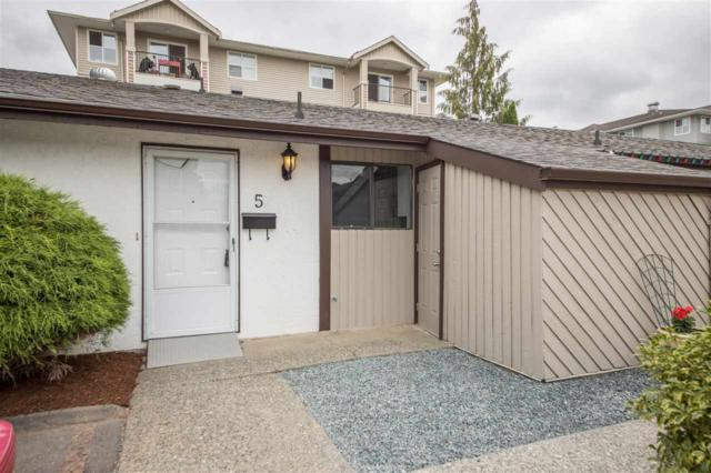9280 Corbould Street #5, Chilliwack, BC V2P 4A5 (#R2317629) :: RE/MAX City Realty
