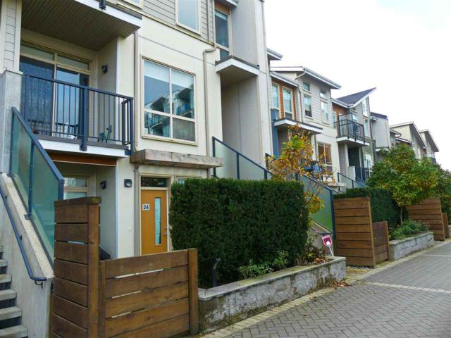 10133 River Drive #24, Richmond, BC V6X 0K8 (#R2317670) :: West One Real Estate Team