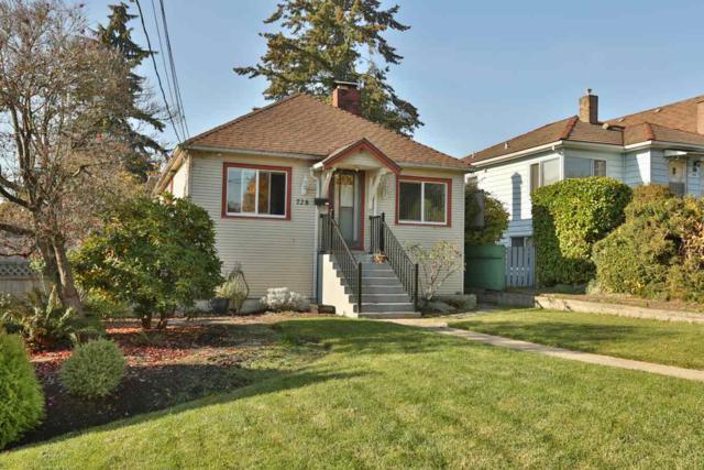 728 Bowler Street, New Westminster, BC V3M 4V7 (#R2317874) :: West One Real Estate Team