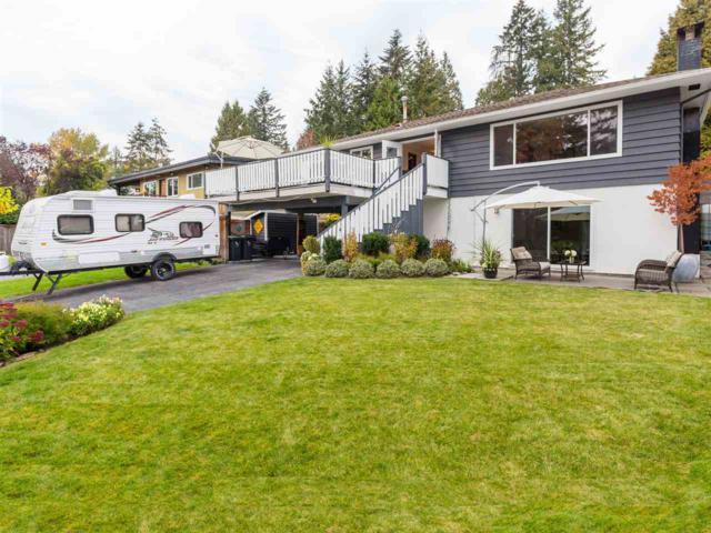 3182 Strathaven Lane, North Vancouver, BC V7H 1G2 (#R2318139) :: West One Real Estate Team