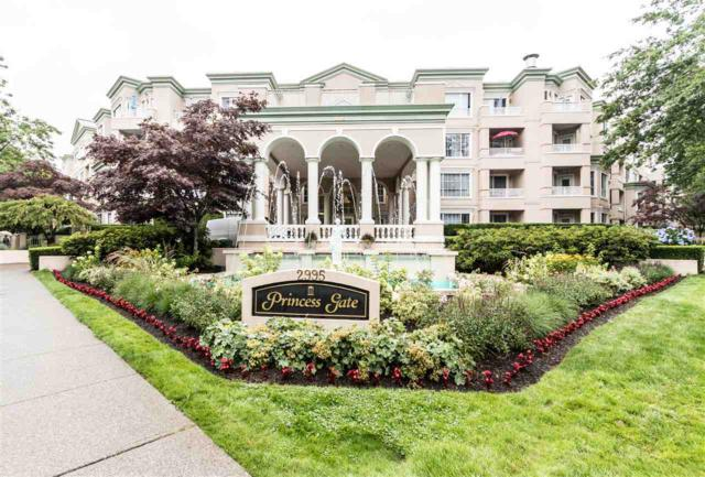 2995 Princess Crescent #423, Coquitlam, BC V3B 7N1 (#R2318278) :: Vancouver House Finders