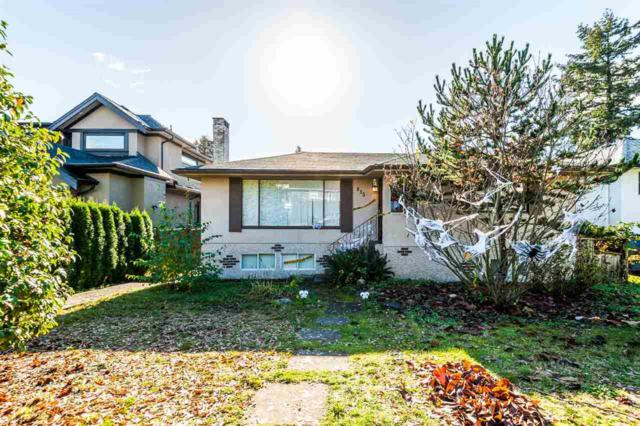 915 E 14TH Street, North Vancouver, BC V7L 2P5 (#R2318472) :: West One Real Estate Team