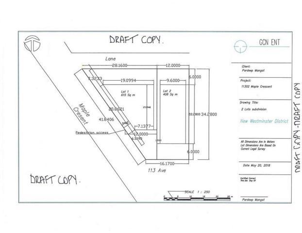 11302 Maple Crescent, Maple Ridge, BC V2X 1R1 (#R2318522) :: West One Real Estate Team