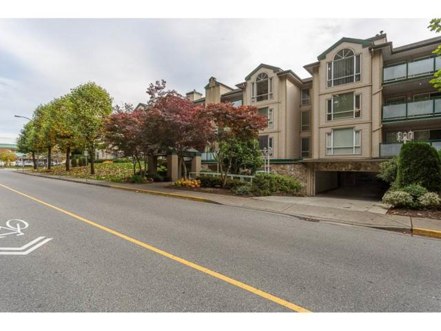 19142 122 Avenue #212, Pitt Meadows, BC V3Y 2P9 (#R2318582) :: West One Real Estate Team