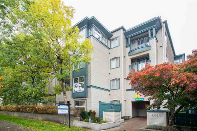 688 E 16TH Avenue #101, Vancouver, BC V5T 2V4 (#R2318787) :: TeamW Realty