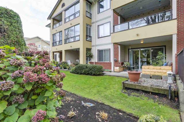 1802 Duthie Avenue #105, Burnaby, BC V5A 2R8 (#R2318927) :: West One Real Estate Team