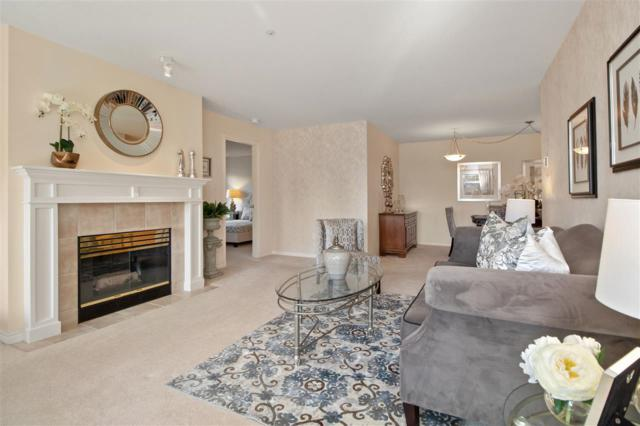 1140 Strathaven Drive #211, North Vancouver, BC V7H 2Z6 (#R2319046) :: West One Real Estate Team