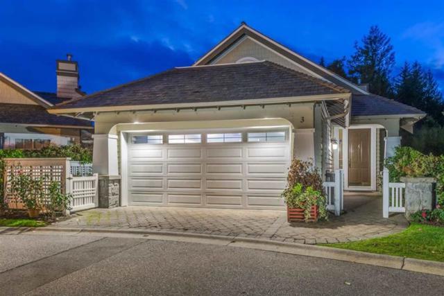 5130 Ashfeild Road #3, West Vancouver, BC V7W 2X5 (#R2319245) :: West One Real Estate Team