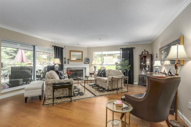 3670 Banff Court #110, North Vancouver, BC V7H 2Y7 (#R2319871) :: West One Real Estate Team