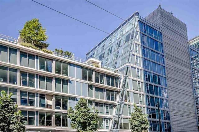 1477 W Pender Street #305, Vancouver, BC V6G 2S3 (#R2320466) :: TeamW Realty