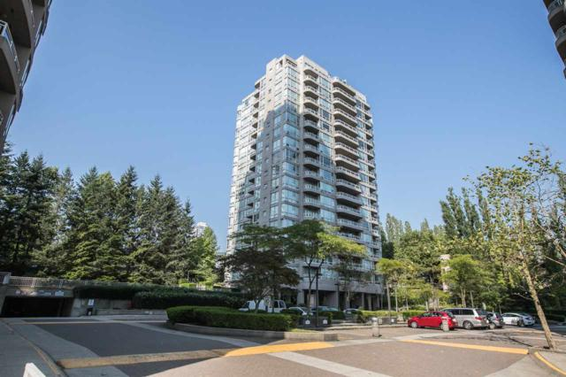 9633 Manchester Drive #1002, Burnaby, BC V3N 4Y9 (#R2320560) :: West One Real Estate Team