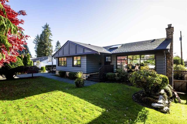 1021 Beaumont Drive, North Vancouver, BC V7R 1P8 (#R2320564) :: West One Real Estate Team