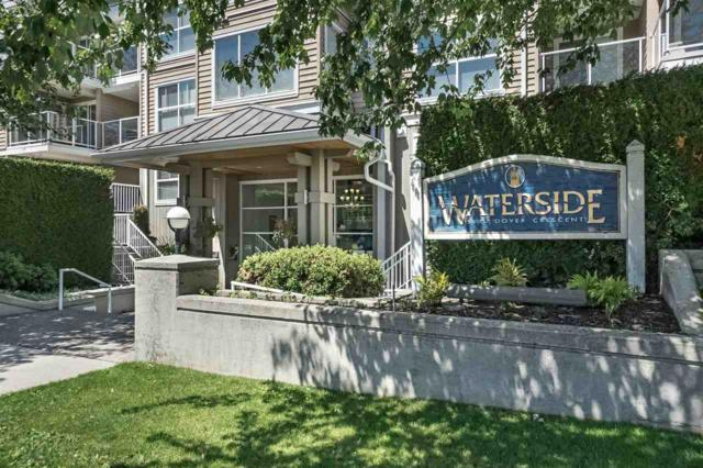 5880 Dover Crescent #322, Richmond, BC V7C 5P5 (#R2320599) :: Vancouver House Finders