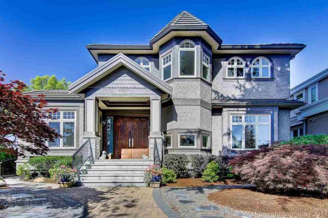 6981 Laurel Street, Vancouver, BC V6P 3T6 (#R2320716) :: West One Real Estate Team
