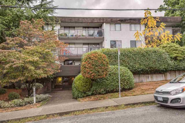 1025 Cornwall Street #101, New Westminster, BC V3M 1S1 (#R2321058) :: West One Real Estate Team