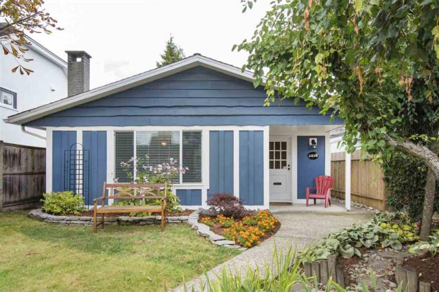 1218 W 15TH Street, North Vancouver, BC V7P 1N2 (#R2321286) :: West One Real Estate Team