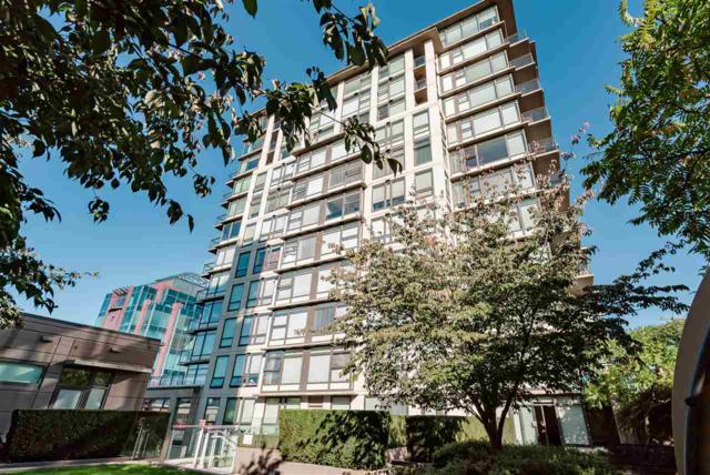 1068 W Broadway #809, Vancouver, BC V6H 0A7 (#R2321368) :: TeamW Realty