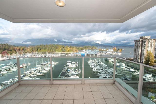 1777 Bayshore Drive #1303, Vancouver, BC V6G 3H2 (#R2321382) :: TeamW Realty