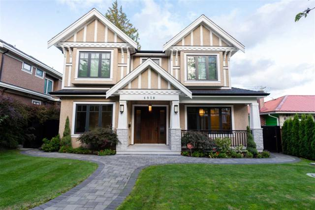 6958 Heather Street, Vancouver, BC V6P 3P6 (#R2321497) :: West One Real Estate Team