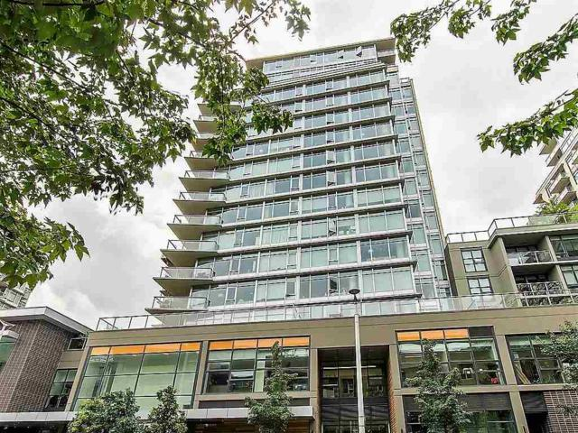 168 W 1ST Avenue #1608, Vancouver, BC V5Y 0H6 (#R2321596) :: TeamW Realty