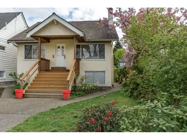 570 W 23RD Avenue, Vancouver, BC V5Z 2A3 (#R2321614) :: TeamW Realty