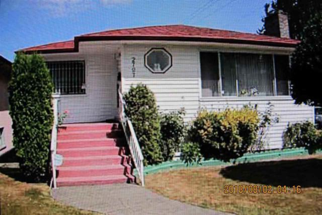 2797 Parker Street, Vancouver, BC V5K 2T6 (#R2321791) :: West One Real Estate Team
