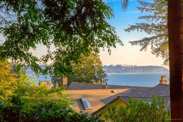 3821 Bayridge Avenue, West Vancouver, BC V7V 3J3 (#R2321835) :: West One Real Estate Team