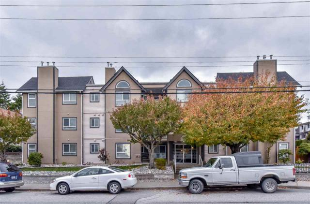 15035 Thrift Avenue #102, White Rock, BC V4B 2K2 (#R2321836) :: Vancouver House Finders