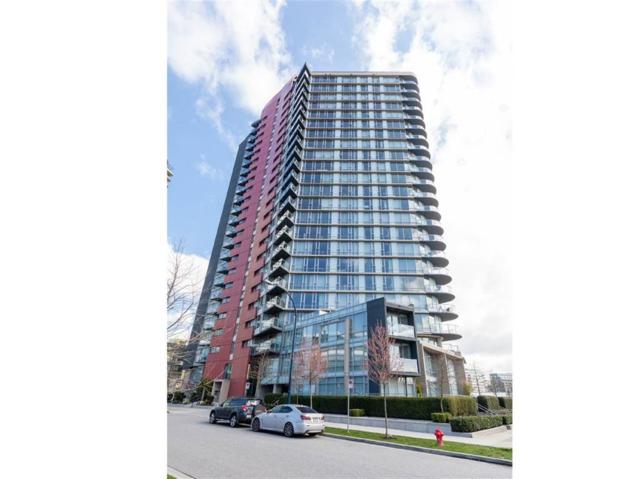 918 Cooperage Way #1807, Vancouver, BC V6B 0A7 (#R2321863) :: TeamW Realty