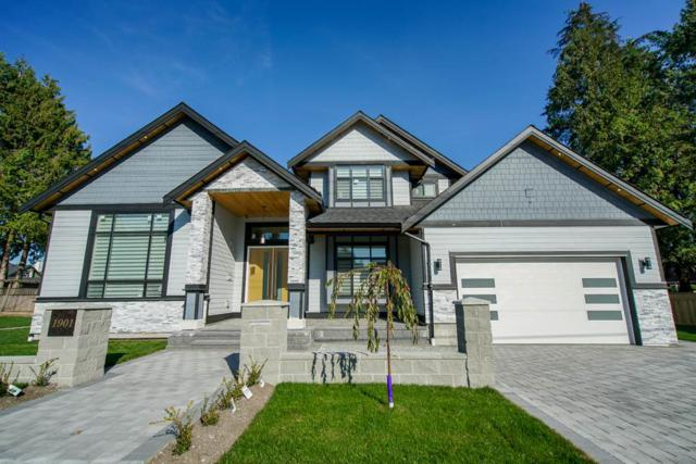 1901 Foster Avenue, Coquitlam, BC V3J 2N5 (#R2321895) :: West One Real Estate Team