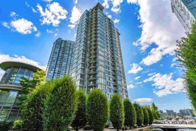 1067 Marinaside Crescent #905, Vancouver, BC V6Z 3A4 (#R2321920) :: TeamW Realty