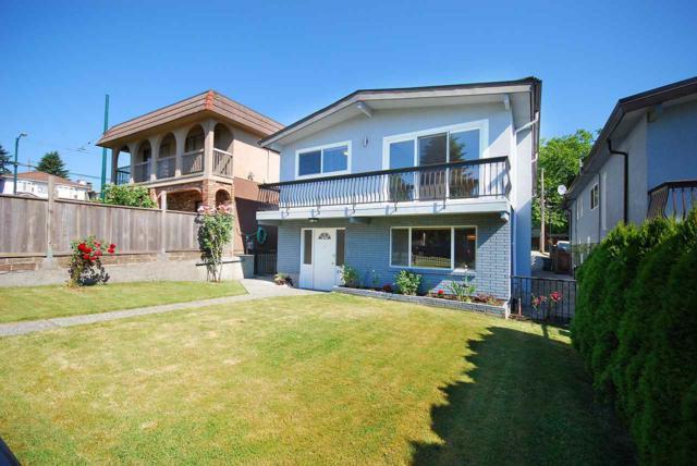 2911 Turner Street, Vancouver, BC V5K 2G8 (#R2322007) :: West One Real Estate Team