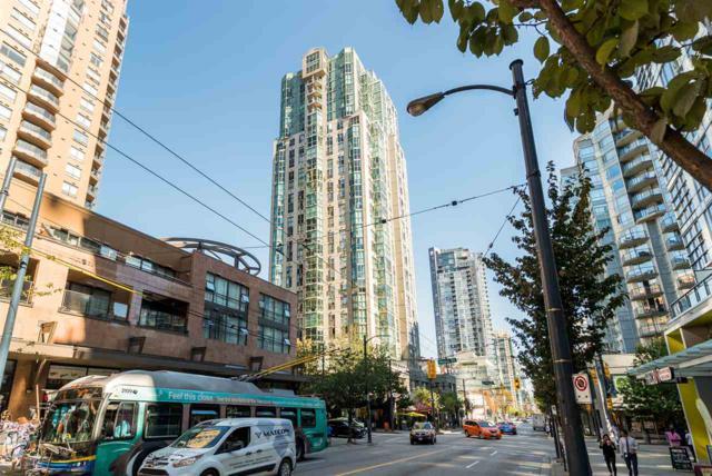 1188 Howe Street #1205, Vancouver, BC V6Z 2S8 (#R2322010) :: TeamW Realty