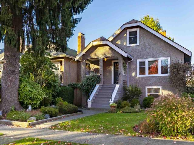 4517 W 14TH Avenue, Vancouver, BC V6R 2Y5 (#R2322036) :: West One Real Estate Team